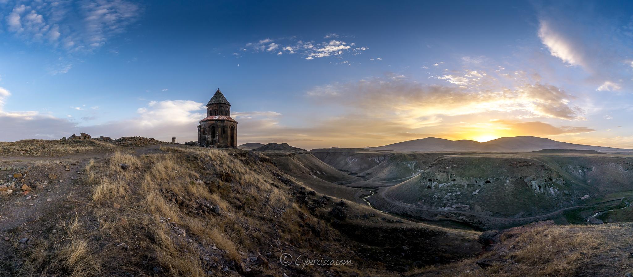 Turkish Armenian border