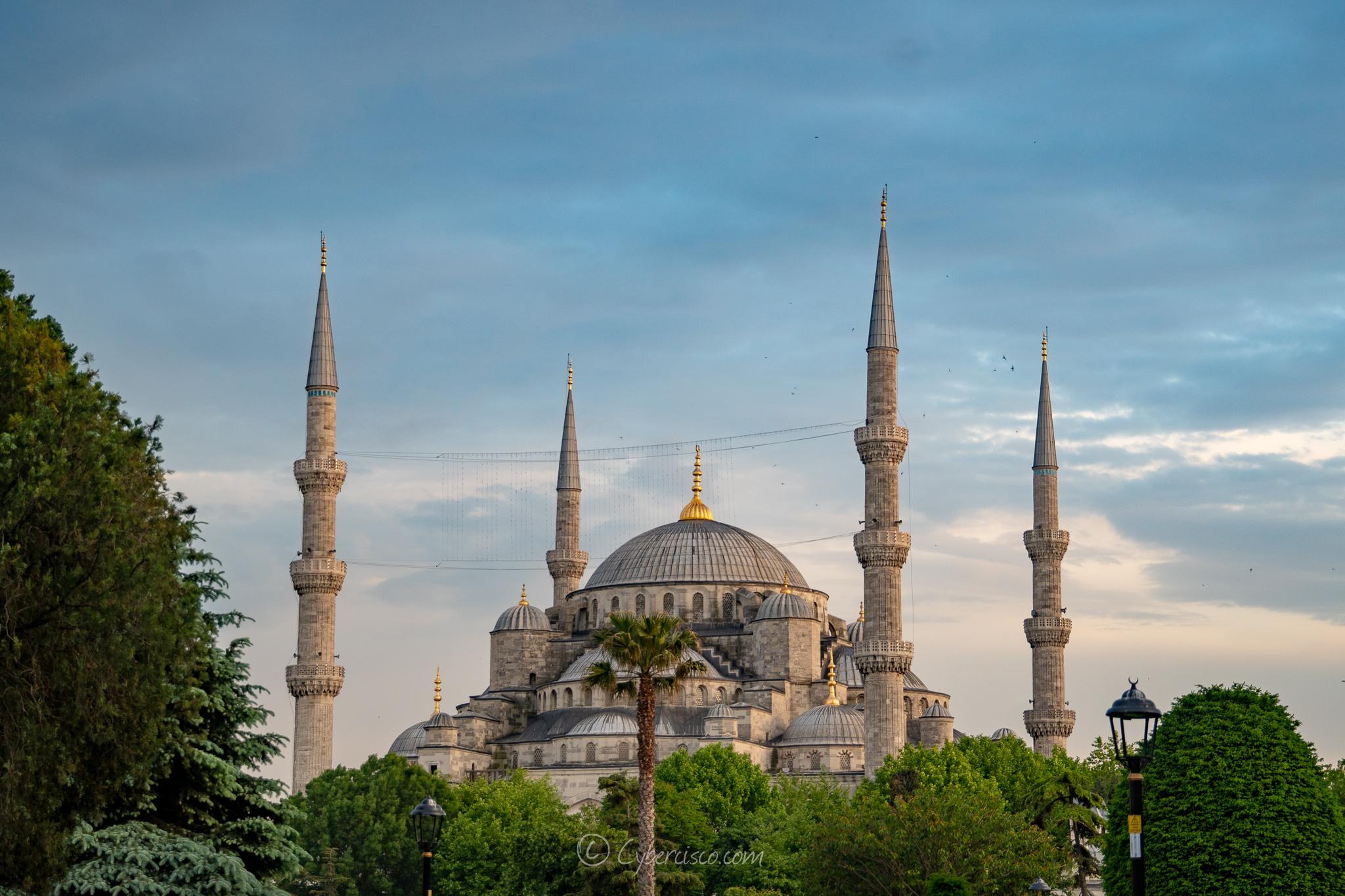 Hagia-Sophia, Istanbul