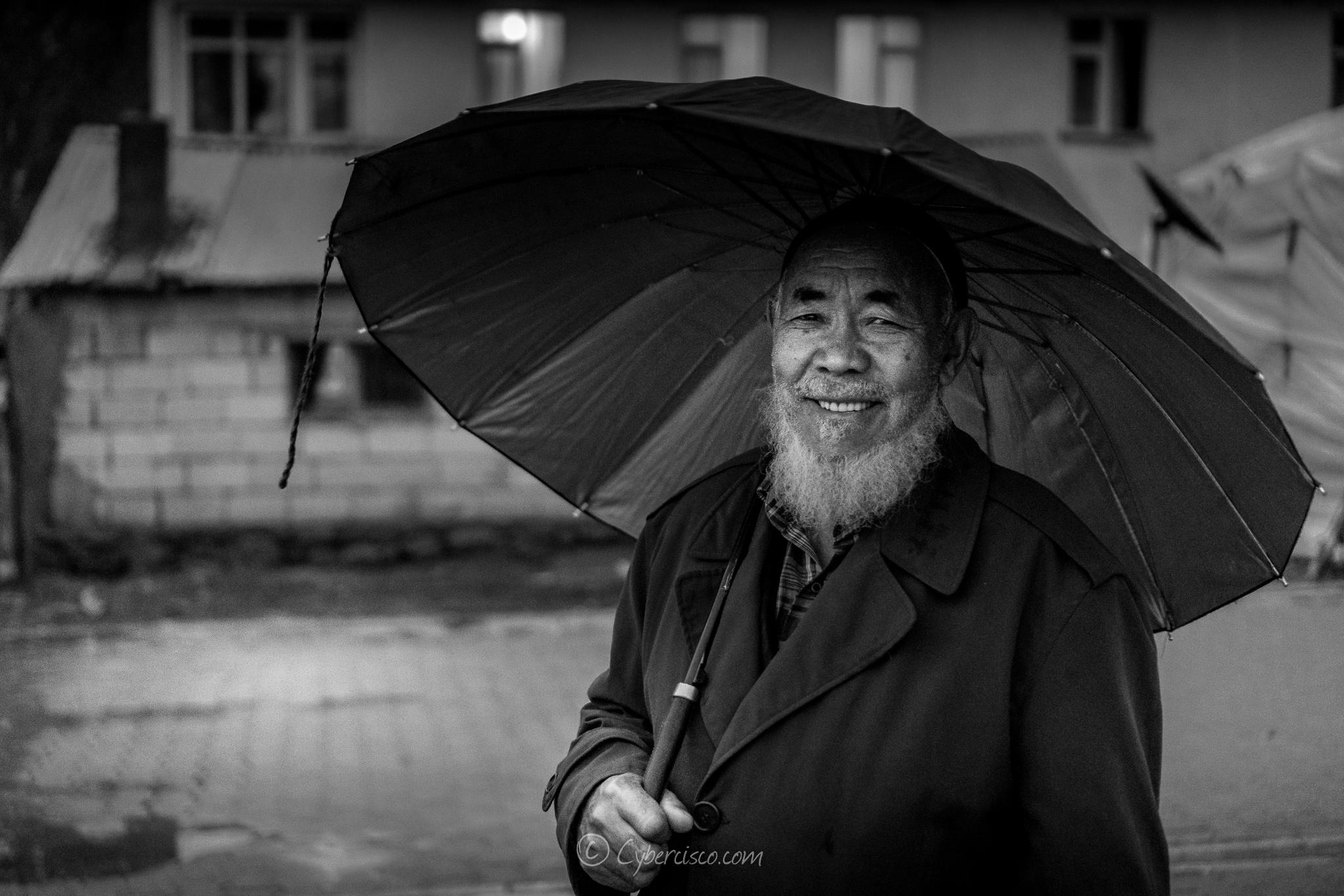 Man in Ulu Pamir